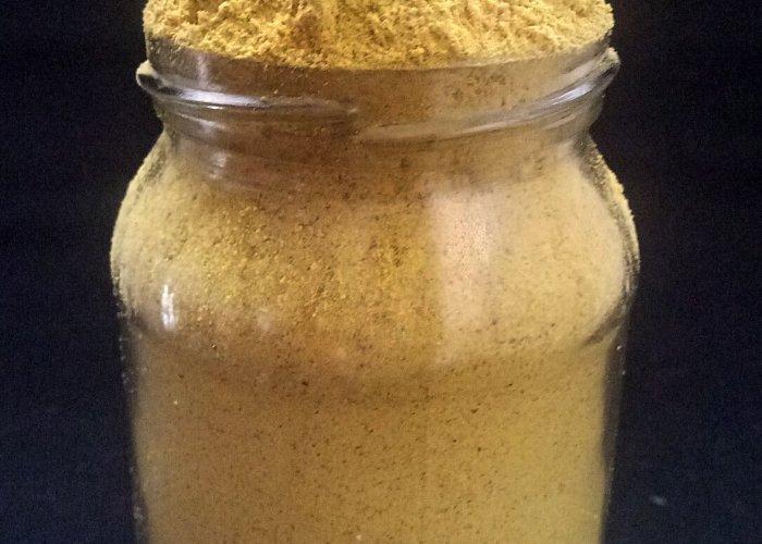 homemade herbal bath powder recipe