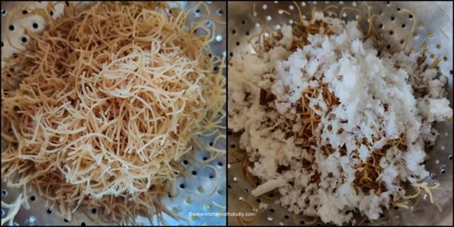 whole wheat vermicelli recipe