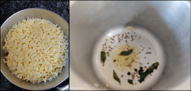 aval ven pongal recipe