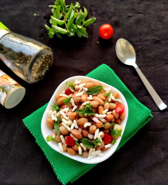 Groundnut salad recipe