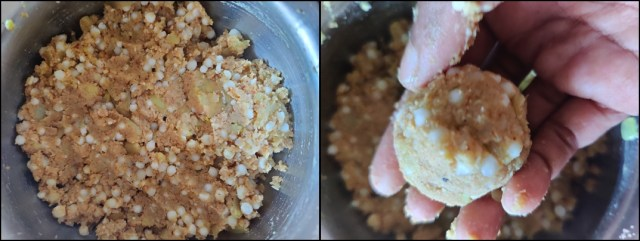 Sago Balls Recipe