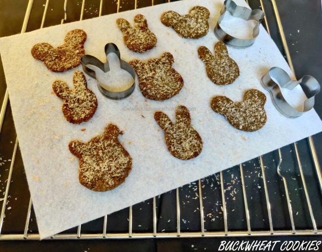 buckwheat cookies recipe