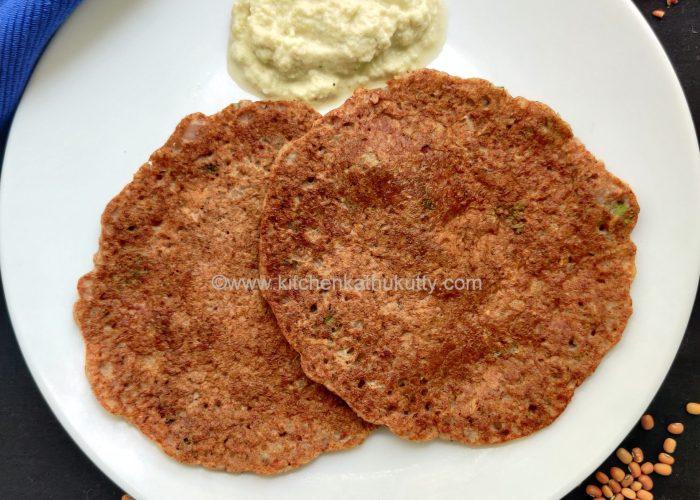 kaatuyanam dosa recipe
