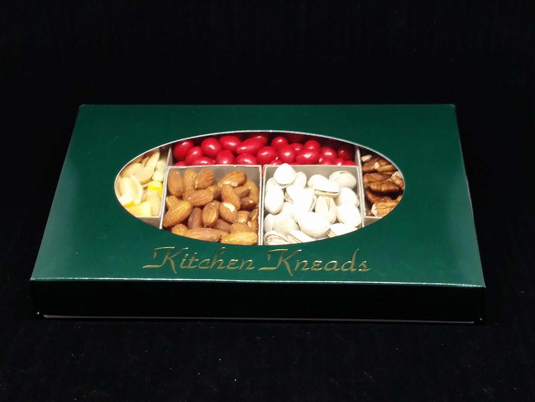 Forest Green 1 lb Box  Gift Boxes  Kitchen Kneads  Ogden Utah