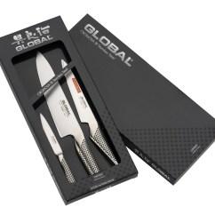 Kitchen Knife Brands How To Organize My Global G21138 3 Piece Set G 21138