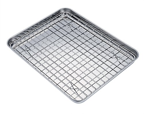 Top 23 for Best Stainless Steel Tray 2018