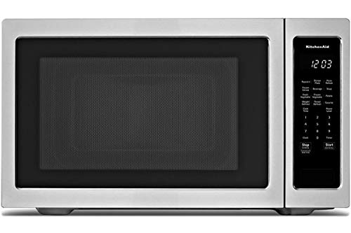 KitchenAid Stainless Steel Countertop Microwave Oven - KMCS3022GSS
