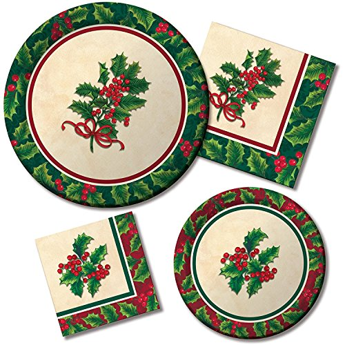 22 Coolest Christmas Plates