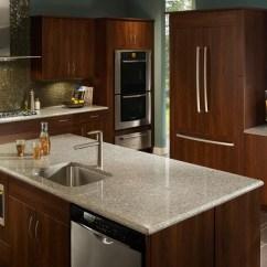 Quartz Kitchen Countertops Moen Vestige Faucet Silestone