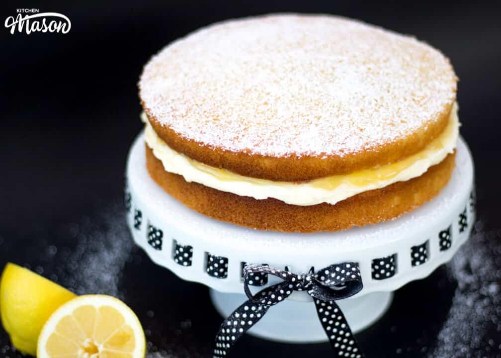 Best Ever Easy Lemon Cake