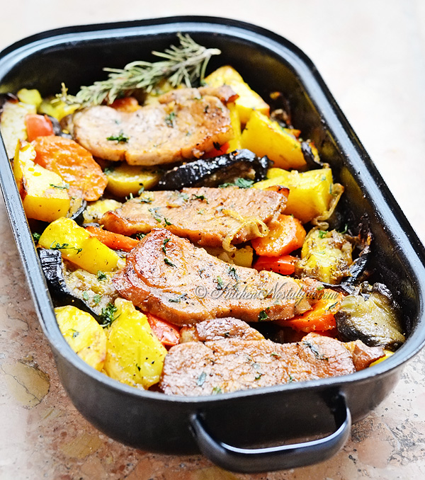 They call pork the other white meat for good reason. Oven Baked Pork Chops Kitchen Nostalgia