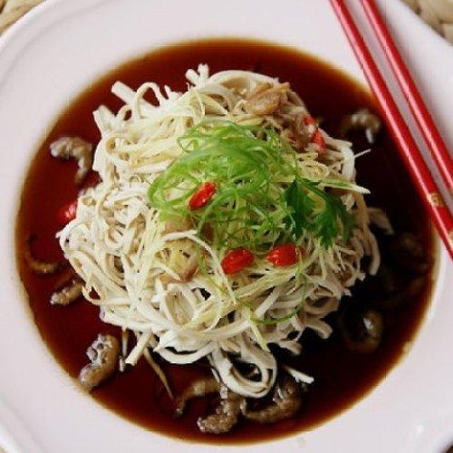 烫干丝 – Shredded Dry Tofu