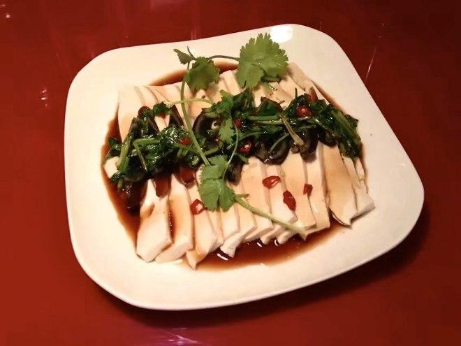 皮蛋豆腐 – Century Egg Tofu