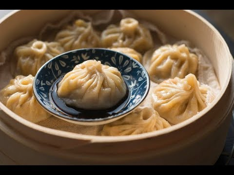 Little Cooking Saint – 0084 – Crab Soup Dumplings (a)