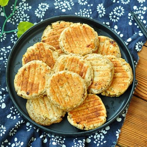 板栗饼 – Crisp Chestnut Flatcakes
