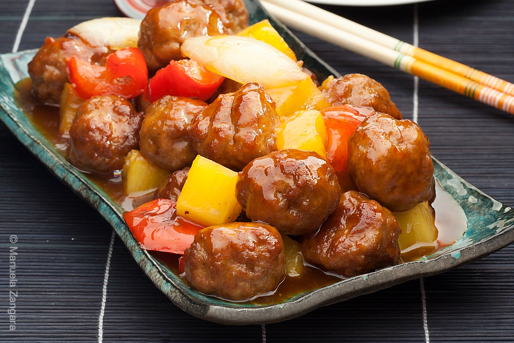 Little Cooking Saint – 0212 – Sweet & Sour Pork with Pineapple (d)