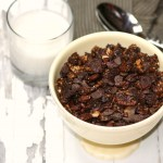 Grain-Free Chocolate Coconut Granola