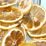 Dehydrated Lavender Lemons