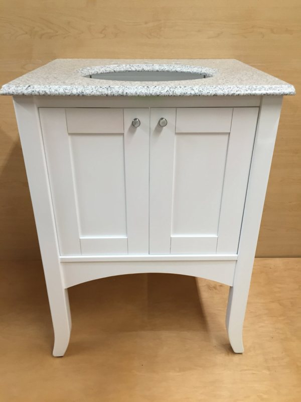 In-stock Bathroom Vanities And Cabinetry In