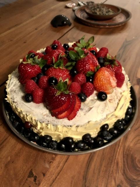 Best two egg cake