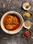 Chicken with Achari Spices