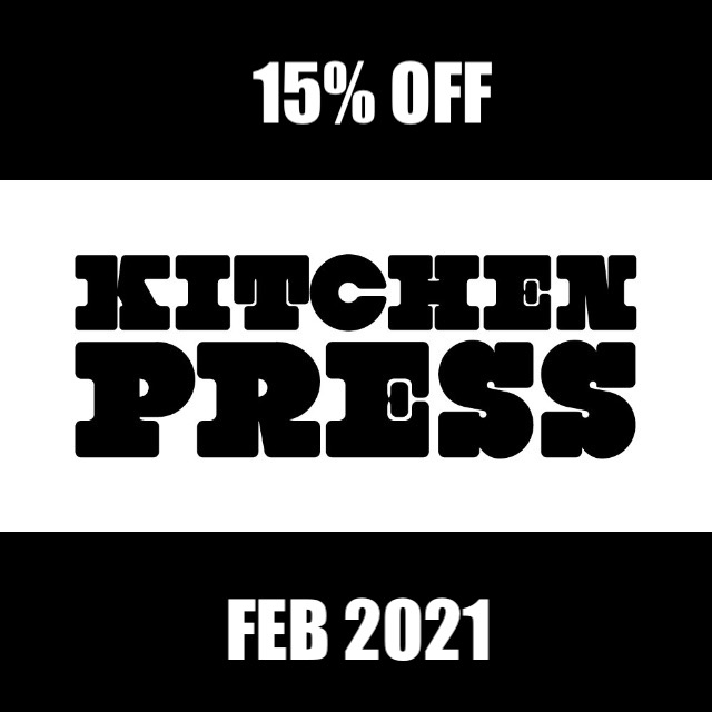 Kitchen Press FEB15 discount code