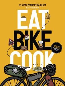 Eat Bike Cook book cover