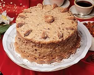 Original Recipe For German Chocolate Cake