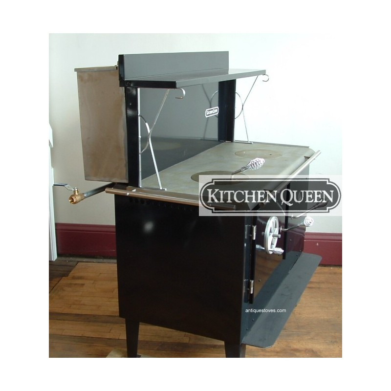 kitchen cook stoves sink countertop queen 380, wood stove, cooking stove