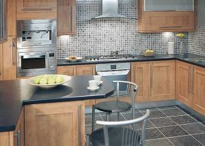 French country wall and floor tiles