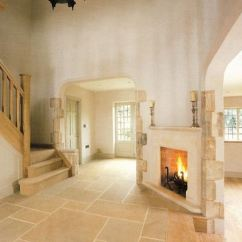 Kitchen Tiles Flooring Black Island With Seating Benefits Of Cotswold Stone Floors For Your ...