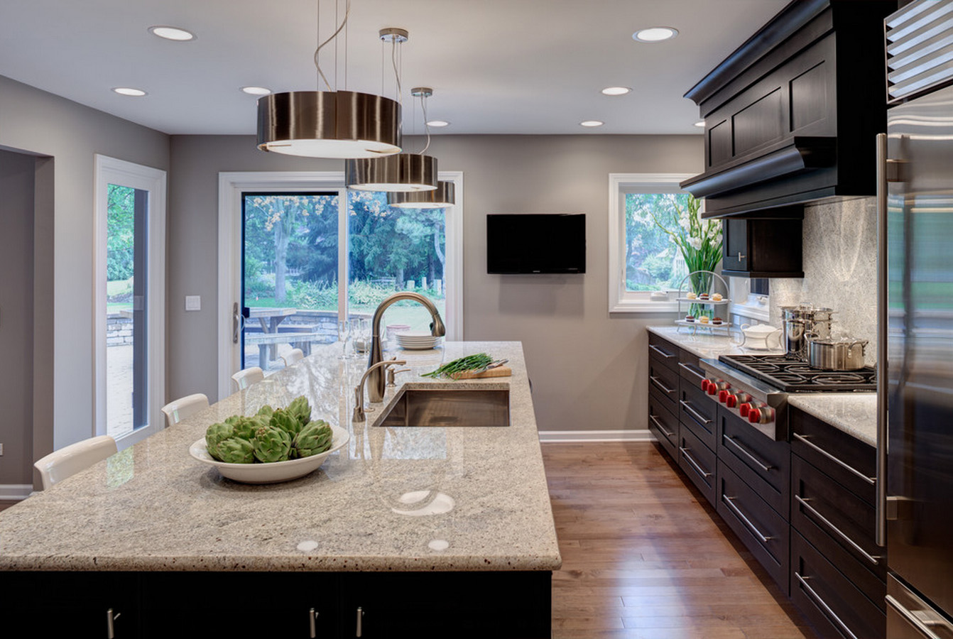 cost of remodeling kitchen retro tables and chairs top 15 stunning design ideas plus their costs