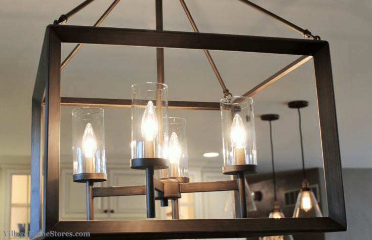 Large Filament Light Bulbs