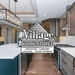 Home And Kitchen Stores Tile For Finished Kitchens Archives Village Blog Advance Homes Quad Cities Gray Stained Hickory