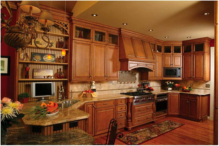 kitchen az cabinets countertop prices heritage | usa kitchens and baths manufacturer