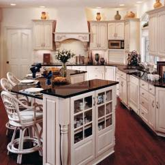 Hickory Cabinets Kitchen Farmhouse Sink Holiday Kitchens | Usa And Baths Manufacturer