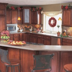 Kitchen Island Prices Granite Composite Sink Starmark Cabinetry | Usa Kitchens And Baths Manufacturer