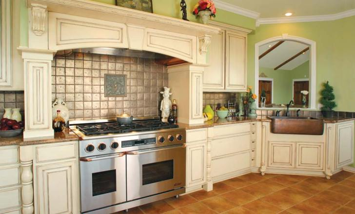 French Country Style Kitchen Design Ideas Modern