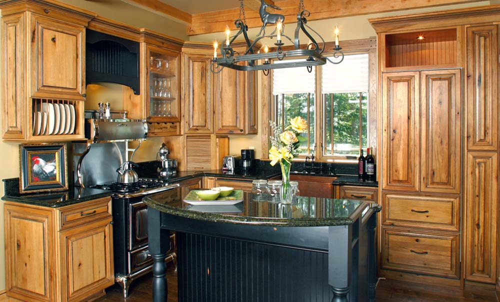 french kitchen cabinets color combination huntwood | usa kitchens and baths manufacturer