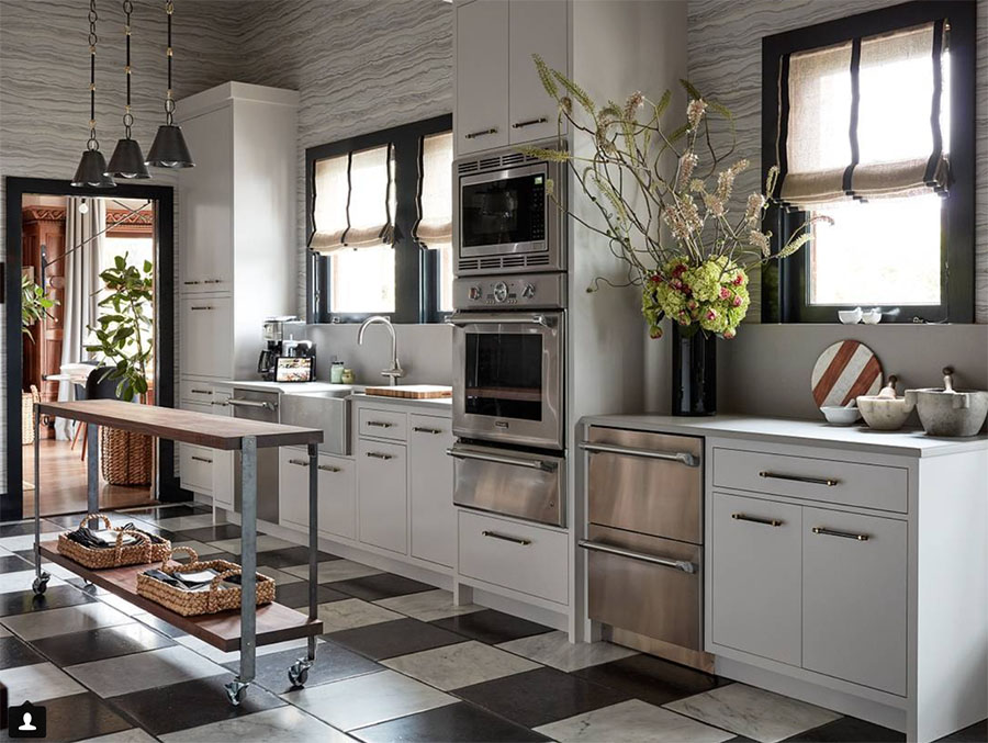 House Beautiful 2017 Kitchen of the Year designed by Jon