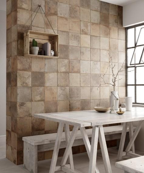 porcelain tiles