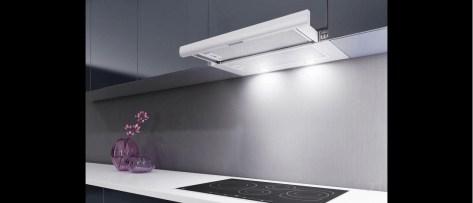 Cooker hood Appliances Haag Corona