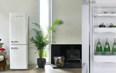 Smeg UK Kitchens Review FAB Refrigeration