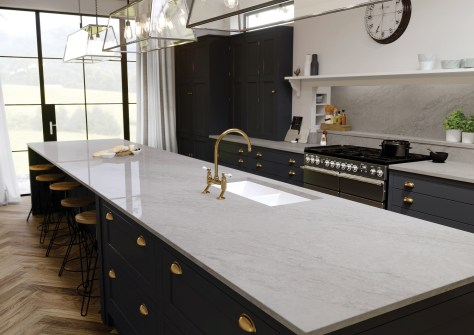 CRL Quartz Surface Kitchens