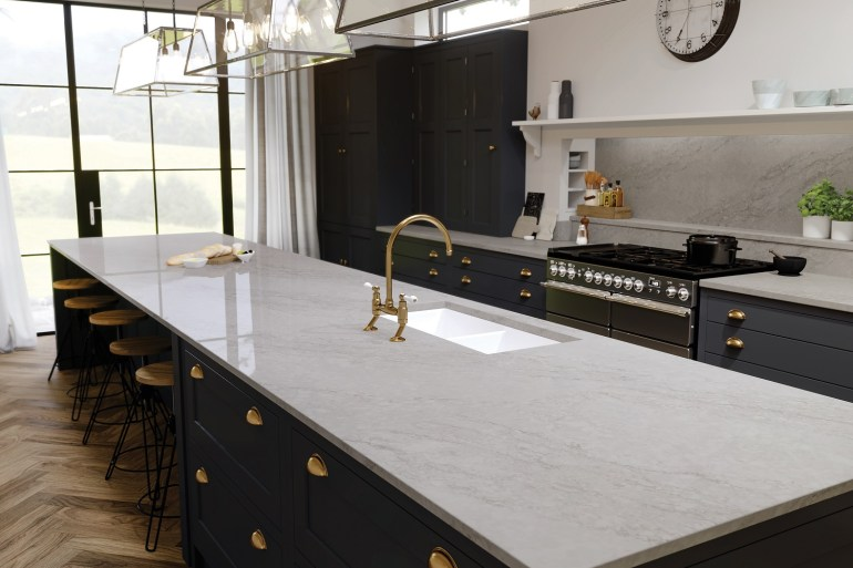 CRL Quartz Surface Kitchens