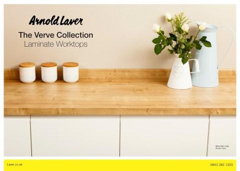 Lavers Wilsonart The Verve Collection