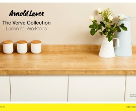 Lavers Wilsonart The Verve Collection