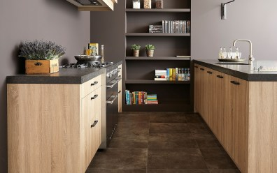 Elba Keller Kitchens Washed Oak