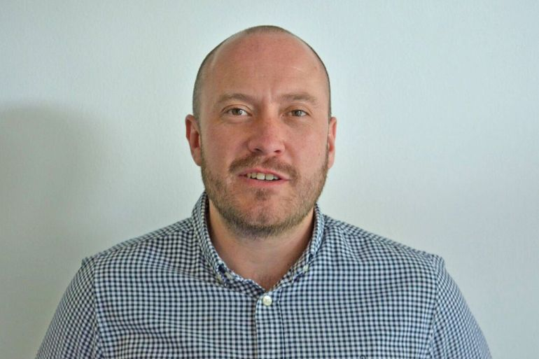 Luke Bottomley Virtual Worlds Regional Sales Manager