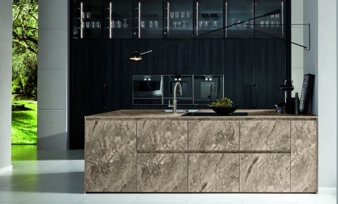 Pronorm laminate luxury worksurfaces